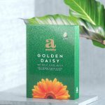 BRIGHT DIVA – GOLDEN DAISY WRINKLE CARE MASK