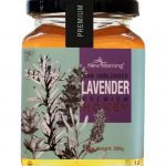 CAREMARK – New Morning Raw Unblended Lavender Premium Honey 350g